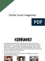 Similar Magazines