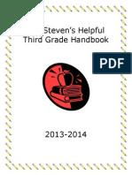ms  stevens helpful handbook 2013