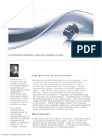 Innovation Watch Newsletter 12.25 - December 14, 2013