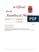 Proyecto de Ley 16-2013 Lepar