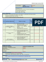 DR110C02 v 3.5 WPF One Day Course Plan