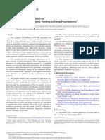 D4945.Chjc6965 - ASTM 4945-12_High Strain Dynamic Testing of Deep Foundation