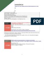 Recomendaciones bibliográficas Biblioelx (noviembre-diciembre 2013)