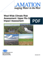 Final Upper Rio Grande Climate Risk Assessment report _12!10!2013