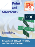 PowerPoint for Windows Shortcuts