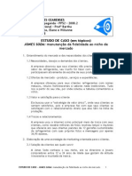 Estudo de Caso - JONES SODA - 5º Semestre - Bertha