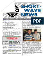Short wave News Sept - Oct 2013