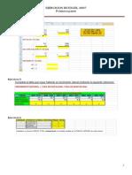 Ejercicios de Excel 2007 Primera Parte