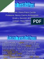 Las Culturas Del Peru