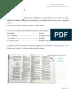 Resumen TEMA 01 (El miedo de Marcos) - 1º Trimestre (Revisado e imprimido)