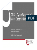 FSEC_20120919_DNS Cyber Weapon of Mass Destruction_BojanZdrnja