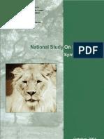 Synthysis Report Study Biodiversity[1]