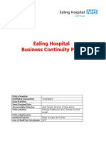 BCP ( Business Continuity Plan)