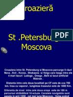 Croaziera Petersburg Moscova