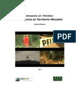 Amazonía sin Petróleo. Resistencia en Territorio Mosetén