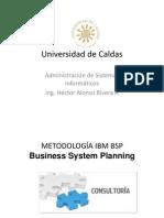 Metodologia BSP