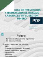 Control de Riesgos en Mineria
