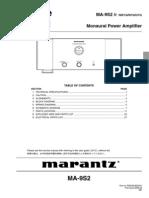 Marantz Ma-9s2 Sm Ver1