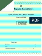 Revista Chimie anorganica pentru clasa a viii a