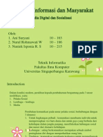 Chapter 3 - Media Digital n Sosialisasi PPT