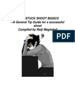 Homestuck Shoot Basics