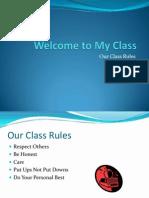 classrules