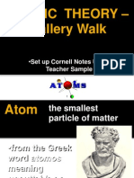 atom notes