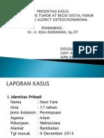 Presentasi Kasus Orto