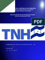 Manual de Dirección de Sistemas TNH