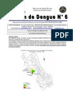 Boletin Dengue 006