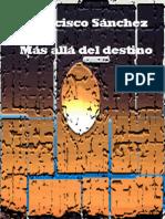 MÁS ALLÁ DEL DESTINO