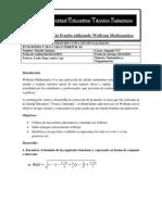Características de las funciones :Prueba Sumativa