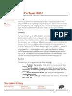 job portfolio 2