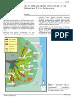 The Ethological Study of Glossifungites ichnofacies in the modern & Miocene Mahakam Delta, Indonesia