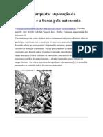 Viana - A Práxis Anarquista _ Superação da alienação e a busca pela autonomia