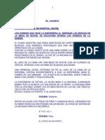 El Chamán. Cuentos de Javier Gaitán.