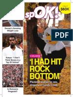 Fall 2013; spOK! Magazine