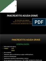 Clase 02 - Pancreatitis - Dr. Lino