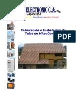 1Fabricacion e Instalacion de Tejas de Microconcreto