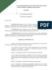 Ley No. 72-96 que modifica varios artículos de la Ley No. 547 del 13 de enero de 1970, que crea la Caja de Pensiones y Jubilaciones para choferes