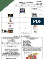 KNH Calendar Jan2014
