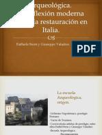 La_escuela_arqueológica