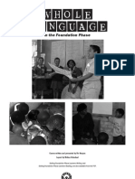 Whole Language - Foundation Phase