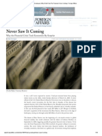 Alan Greenspan _ Why I Didn't See The Financial Crisis Coming _ Foreign Affairs