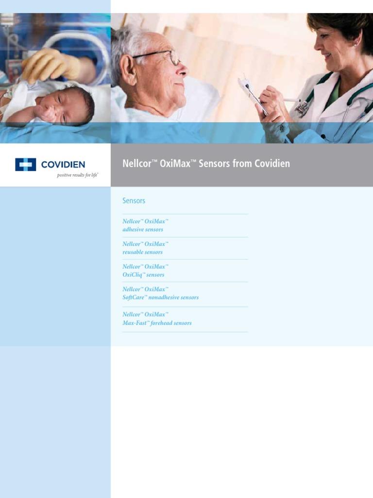 09 PM 6591 Oximax Sensor   Medicine   Clinical Medicine
