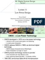 Lecture 11 - CpE 690 Introduction to VLSI Design