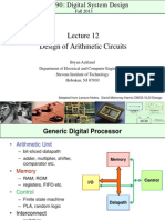 Lecture 12 - CpE 690 Introduction to VLSI Design