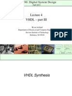 Lecture 4 - CpE 690 Introduction to VLSI Design