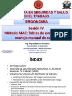 1.- Ponencia Ing. Raquel Serrano Metodo Mac 09.03.13