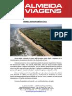 Normandia 2014 - Turismo Temático